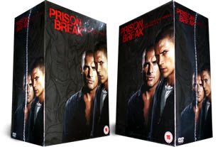 Prison Break Dvd Set 79 97 Classic Movies On Dvd From Classicmoviestore Co Uk