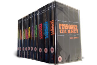Prisoner Cell Block H Complete series 1-10