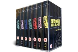 Prisoner Cell Block H 11-17 dvd collection
