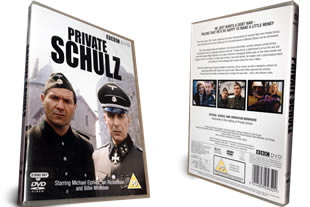 Private Schulz dvd collection