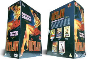 The Outlaw Westerns dvd box set