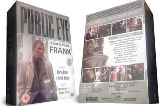 Public Eye DVD Complete