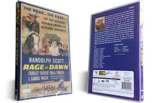 Rage at Dawn DVD