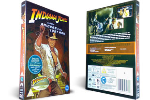 Indiana Jones and the Raiders of the Lost Ark DVD