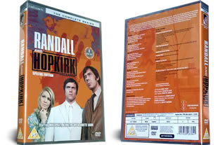 Randall and Hopkirk Deceased DVD