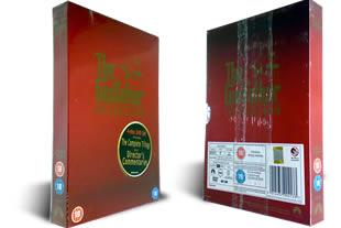Godfather Trilogy DVD
