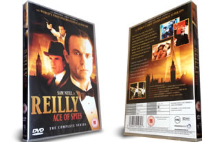Reilly Ace of Spies dvd collection