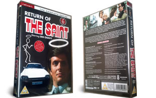 Return of the Saint dvd collection