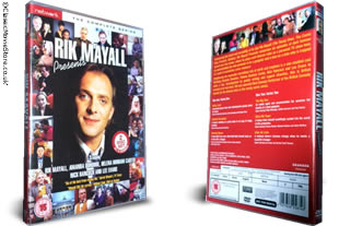 Rik Mayall dvd collection