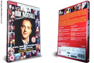 Rik Mayall dvd collection