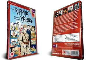 Ripping Yarns dvd collection