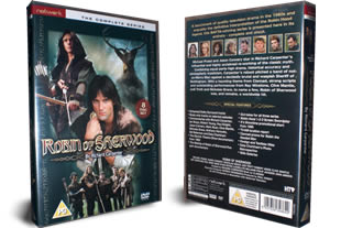 Robin of Sherwood dvd collection