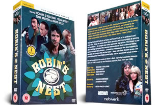 Robins Nest DVD