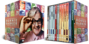 Ronnie Barker DVD Ultimate Set