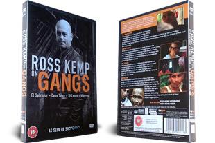 Ross Kemp on Gangs DVD