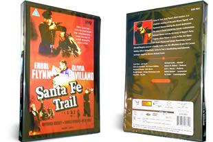 Santa Fe Trail dvd