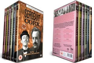 Sergeant Cork DVD