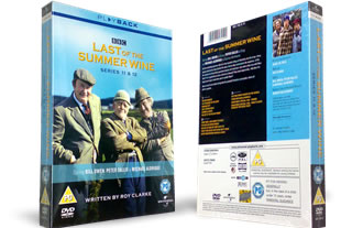 Last of the Summer Wine Series 11 and 12 DVD