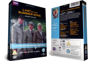 Last of the Summer Wine Series 19 and 20 DVD