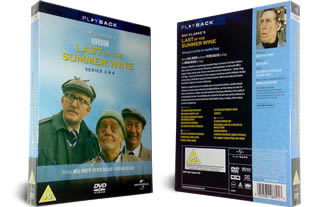 Last of the Summer Wine Series 3 and 4 DVD