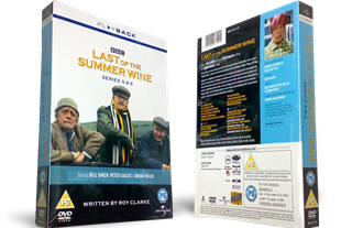 Last of the Summer Wine Series 5 and 6 DVD