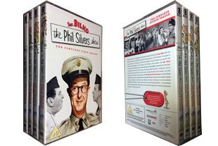 Sgt Bilko DVD Phil Silvers show