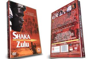Shaka Zulu dvd collection