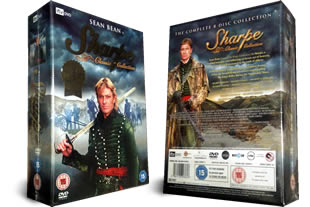 Sharpe DVD Complete Box Set