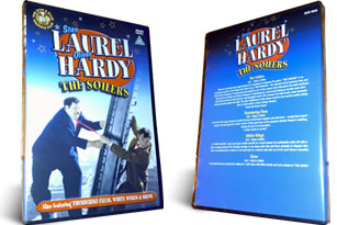 Laurel and Hardy The Soilers dvd
