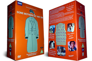 Some Mothers Do Have Em DVD Complete Box Set Series 1-6