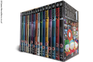 South Park DVD Set