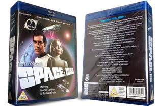 Space: 1999 Blu-ray collection