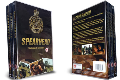 Spearhead dvd collection