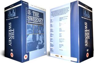 The Sweeney DVD