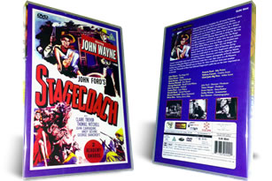 Stagecoach John Wayne dvd