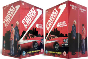 Starsky and Hutch DVD
