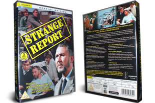 Strange Report dvd collection