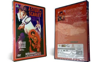 A Study in Scarlet dvd