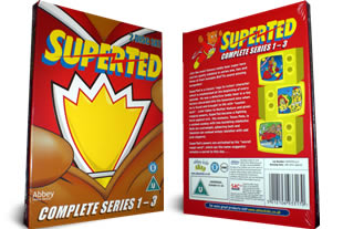 Superted dvd collection