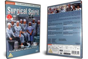 Surgical Spirit Series 1 dvd