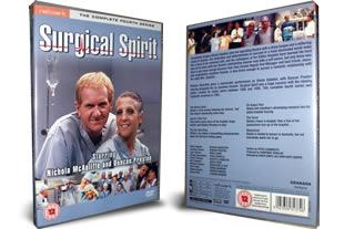 Surgical Spirit Series 4 dvd