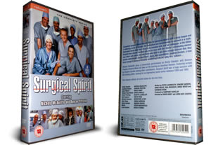 Surgical Spirit DVD