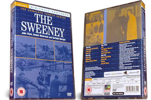 The Sweeney Fourth Series DVD