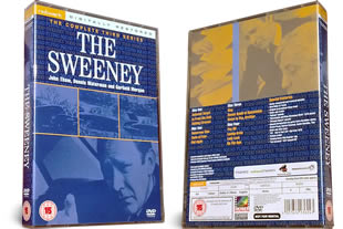 The Sweeney Third Series DVD