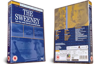 The Sweeney second Series DVD