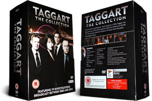 Taggart DVD
