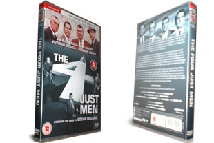 The 4 Just Men dvd collection