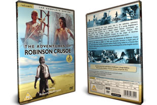The Adventures Of Robinson Crusoe dvd collection