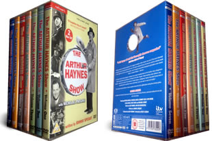 The Arthur Haynes Show dvd collection
