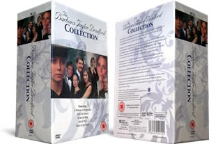 The Barbara Taylor Bradford dvd collection